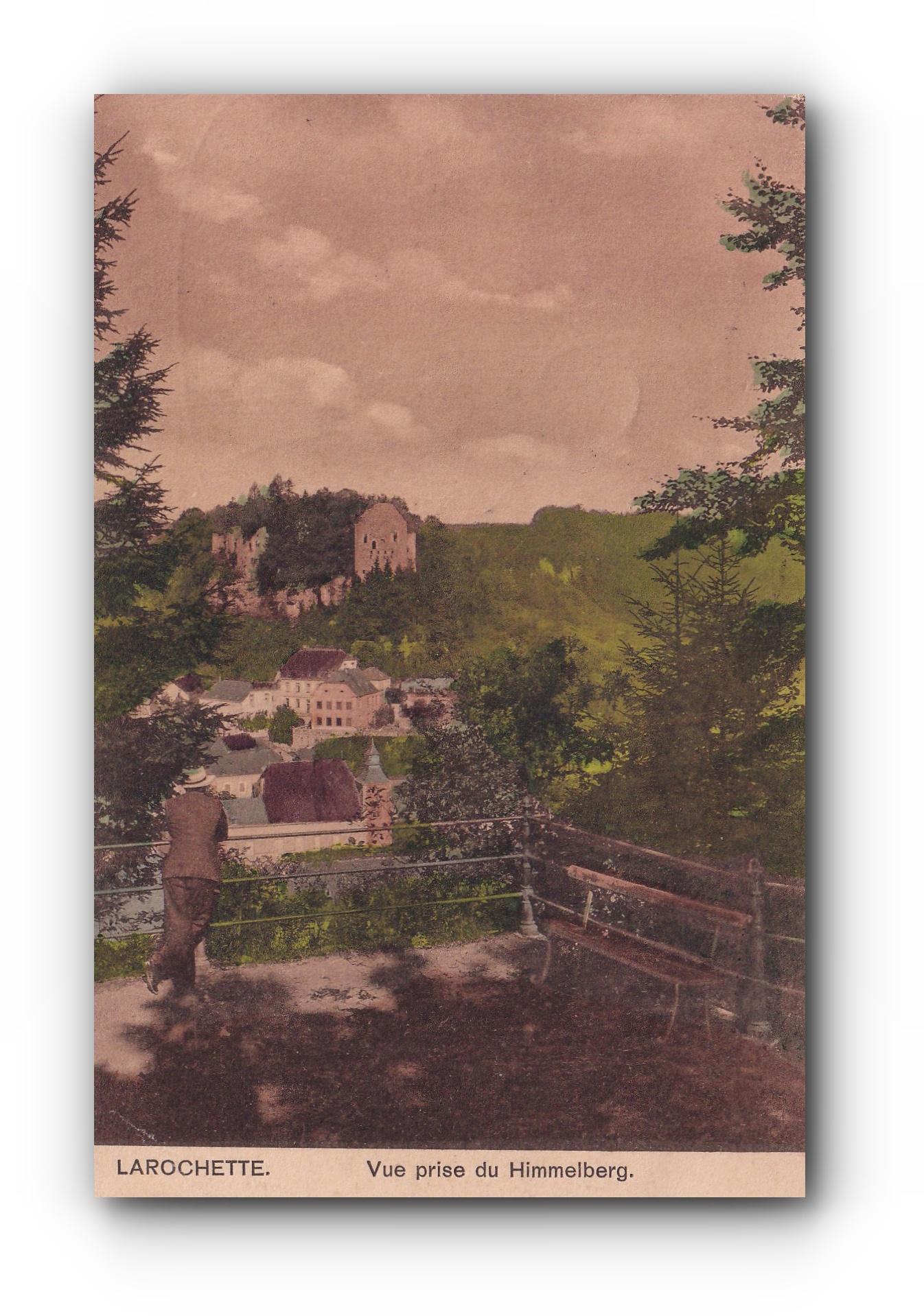 LAROCHETTE - 10.10.1911