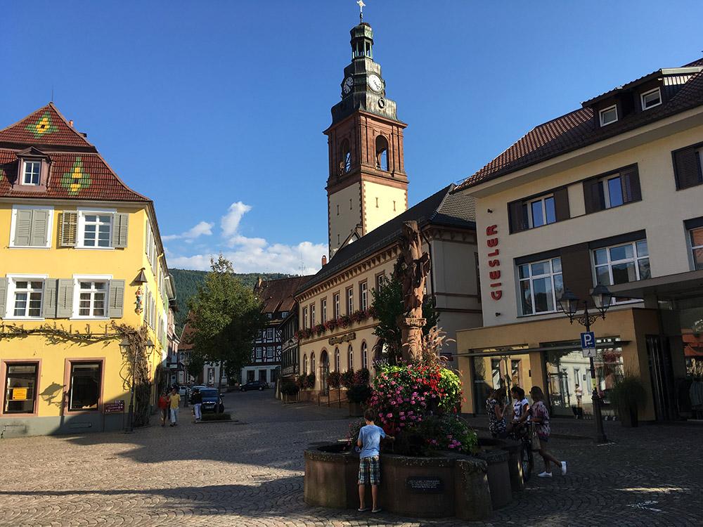 Haslach, Fachwerkstadt