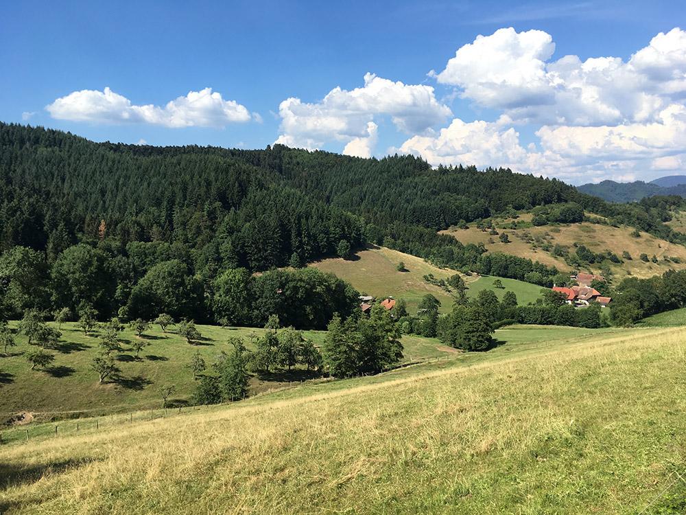 Seitental bei Biberach, Baden