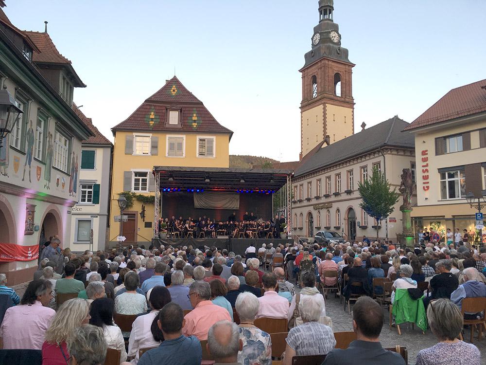 Veranstaltung in Haslach