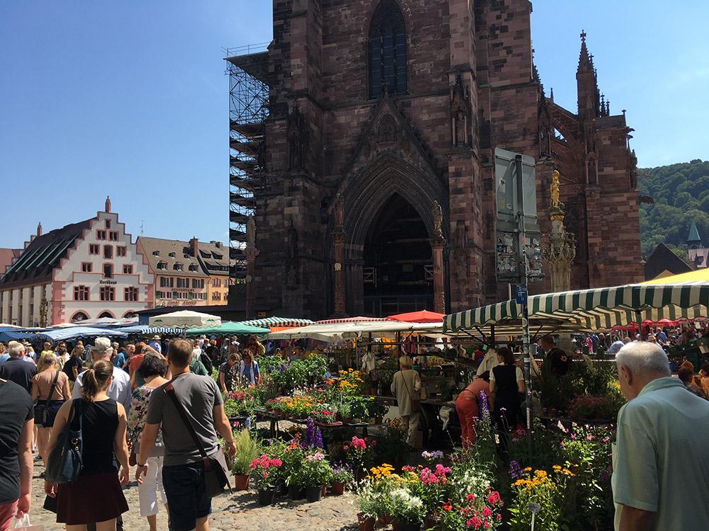 Freiburg Markt