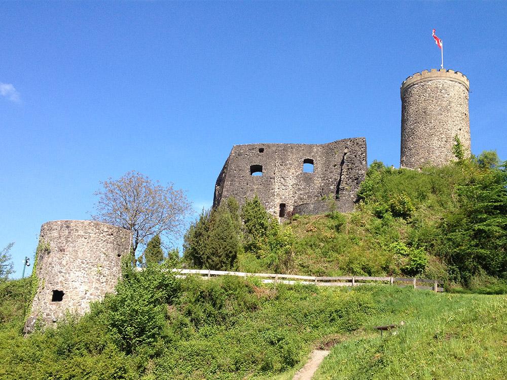 Burg Huse, Hausach