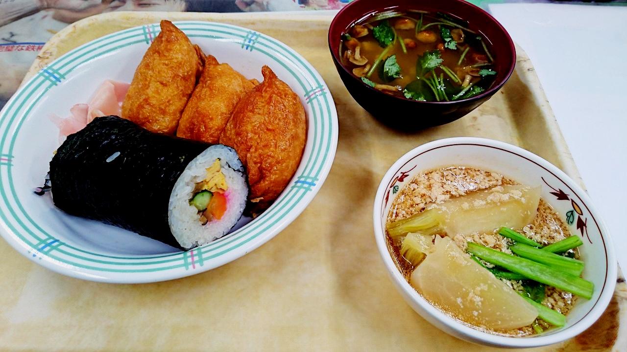 昼食2(節分)
