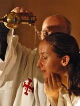 baptême paroisse saint latuin des sources cathédrale sées église catholique séez