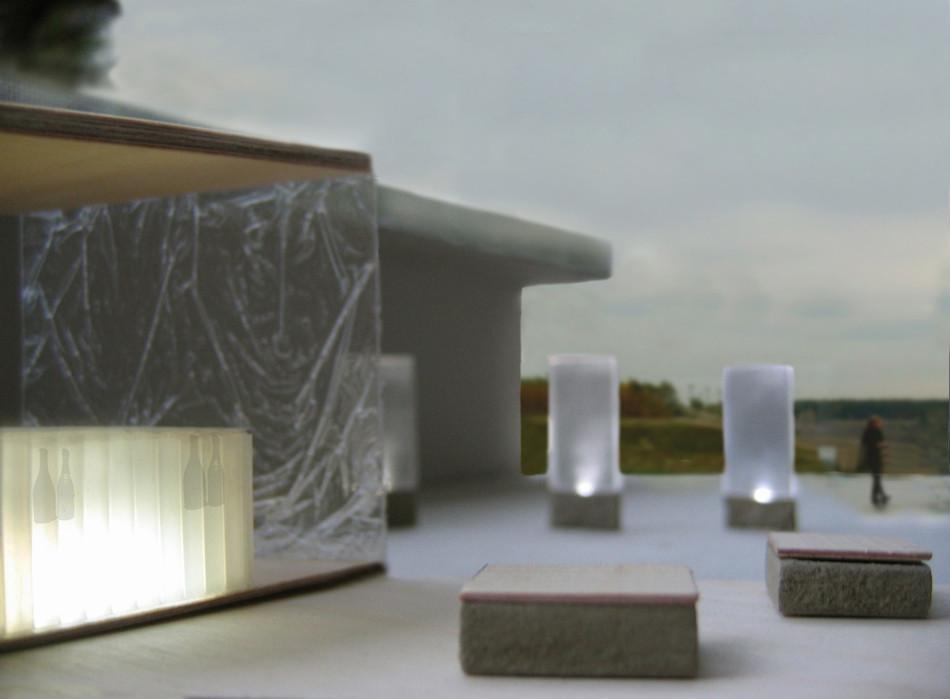 Visualisierung mit Modell