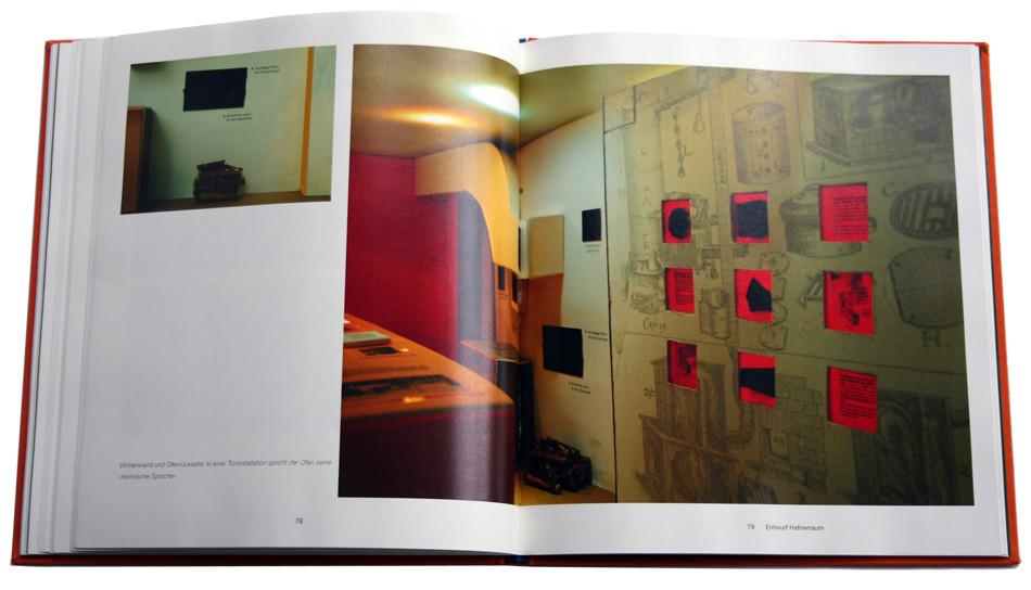 Dokumentation Konzept Ofenkachelausstellung