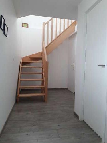 Escalier pour chambres 4 et 5