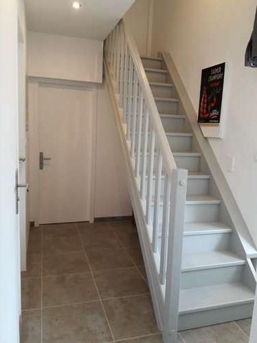 Escalier pour chambre 2