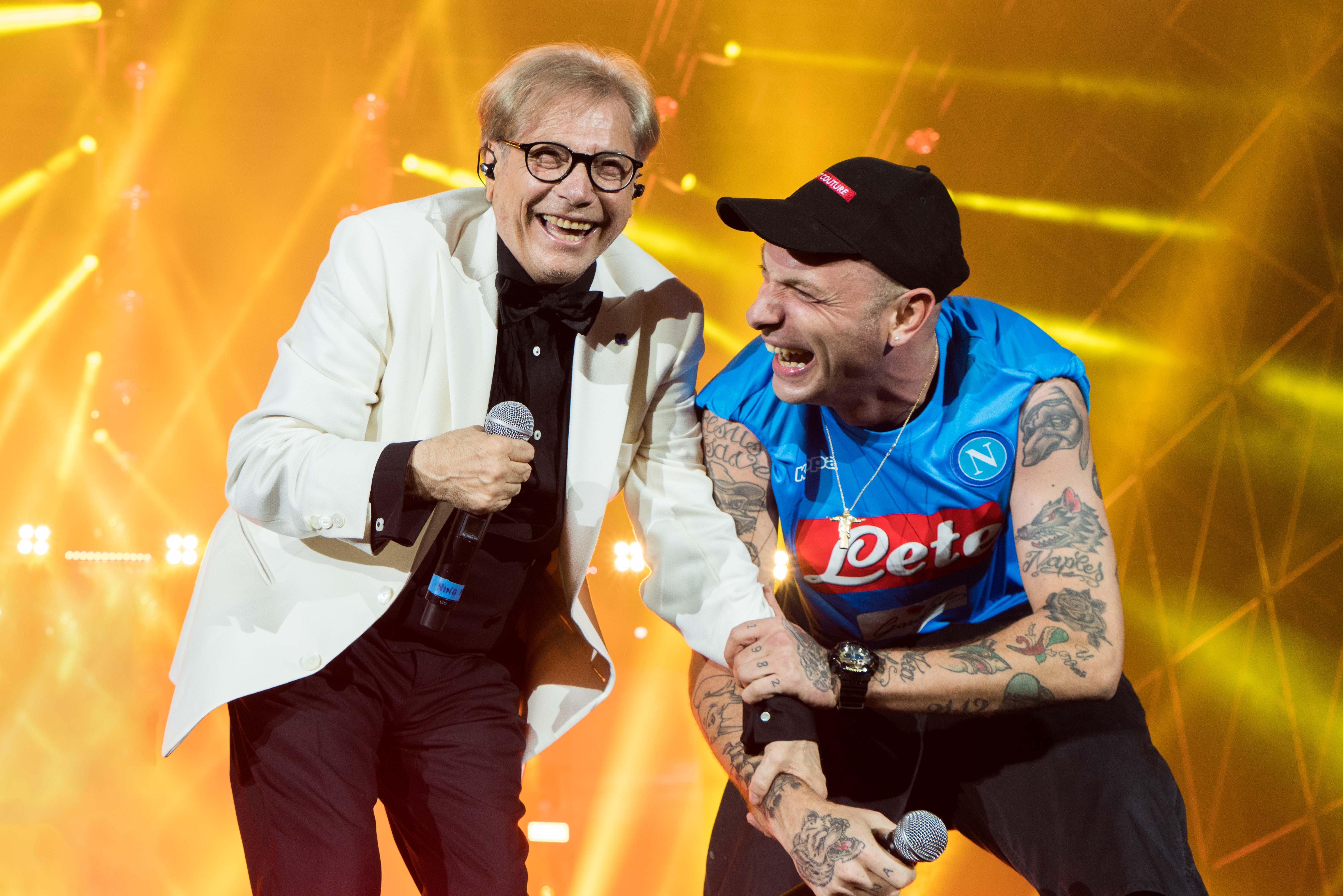 Foto Eventi Musicali Nino D'Angelo