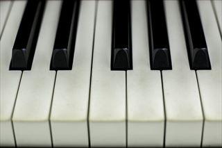鍵盤のお手入れ