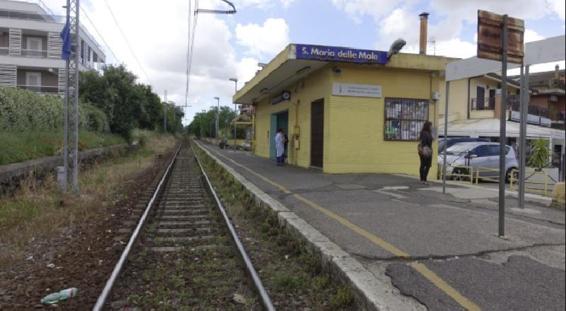 Travolto dal Treno