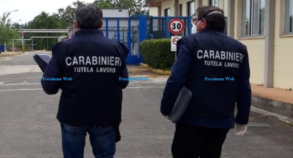 Lavoro Nero. Denunce e Maxi Sanzioni