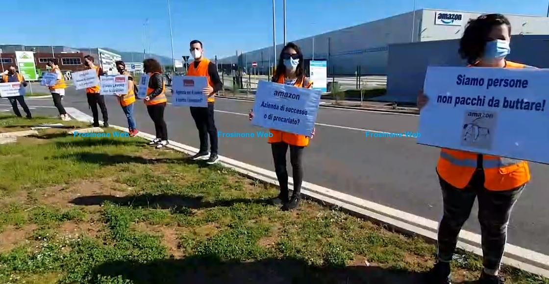 Amazon. I lavoratori si Coalizzano e Preparano Nuove Manifestazioni