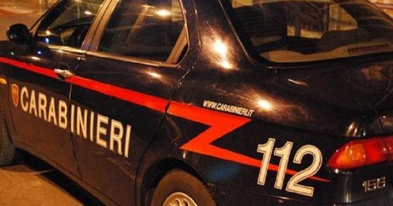 Rapinano un Deposito Giudiziario ma i Carabinieri li Intercettano