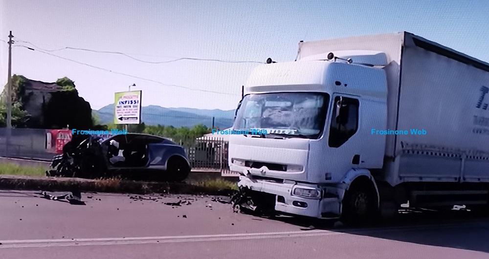 Incidente Mortale sulla Superstrada