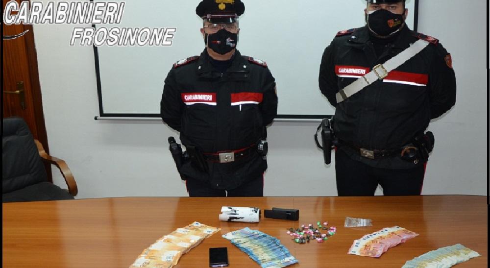 Due Operazioni Antidroga e Due Arresti