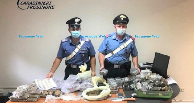 Droga. Coinvolti due Poliziotti