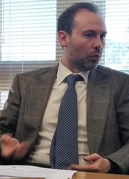 Giovanni Turriziani Presidente Unindustria Frosinone