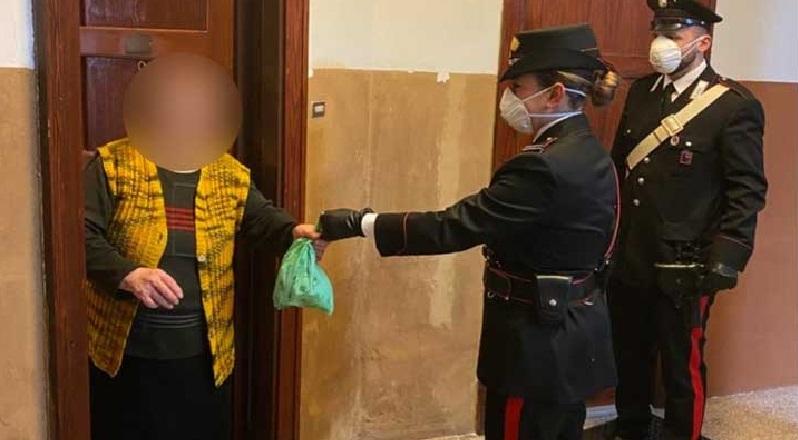 Carabinieri al Servizio dei Cittadini in Difficoltà