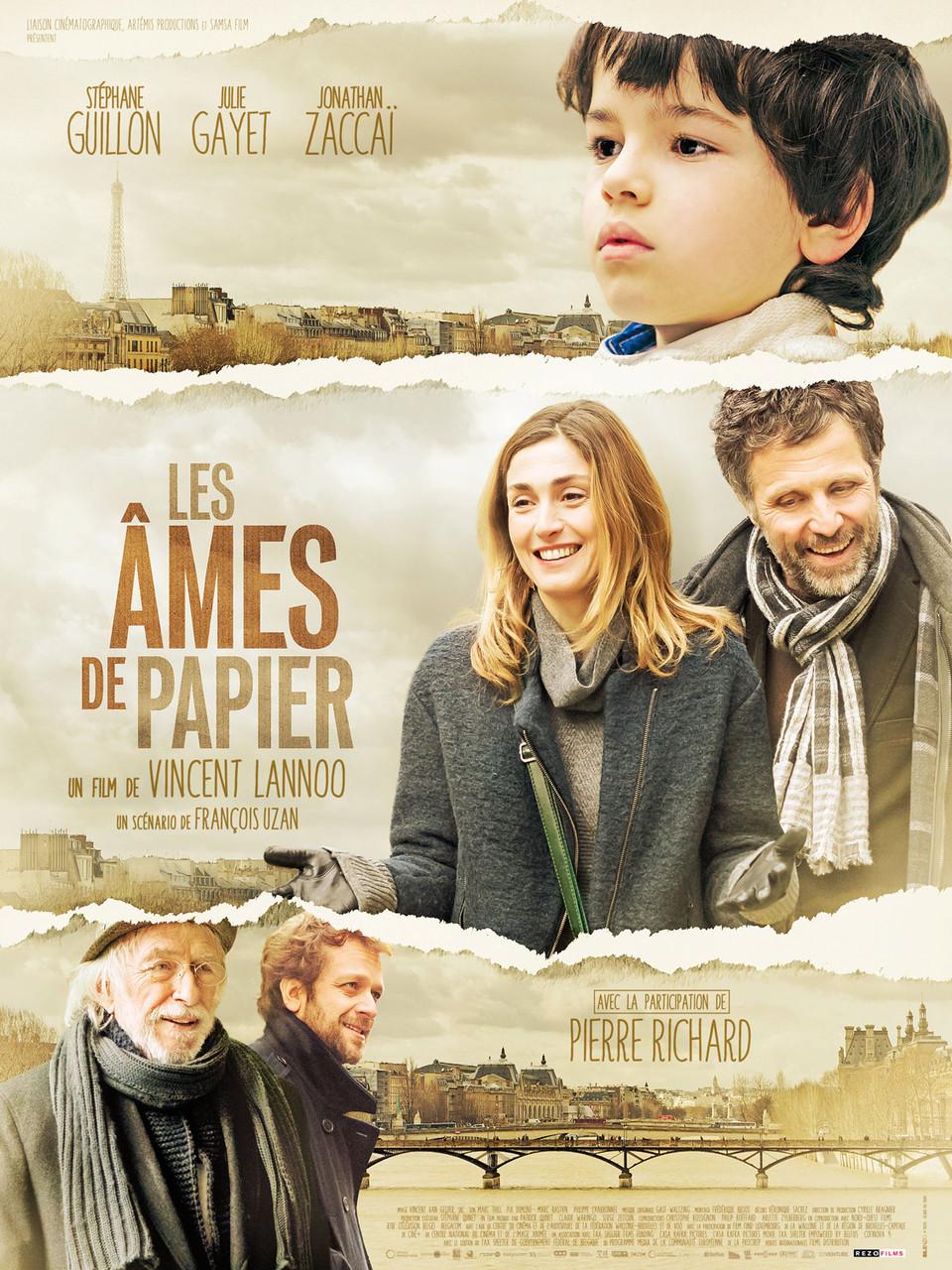 Les Ames De Papier