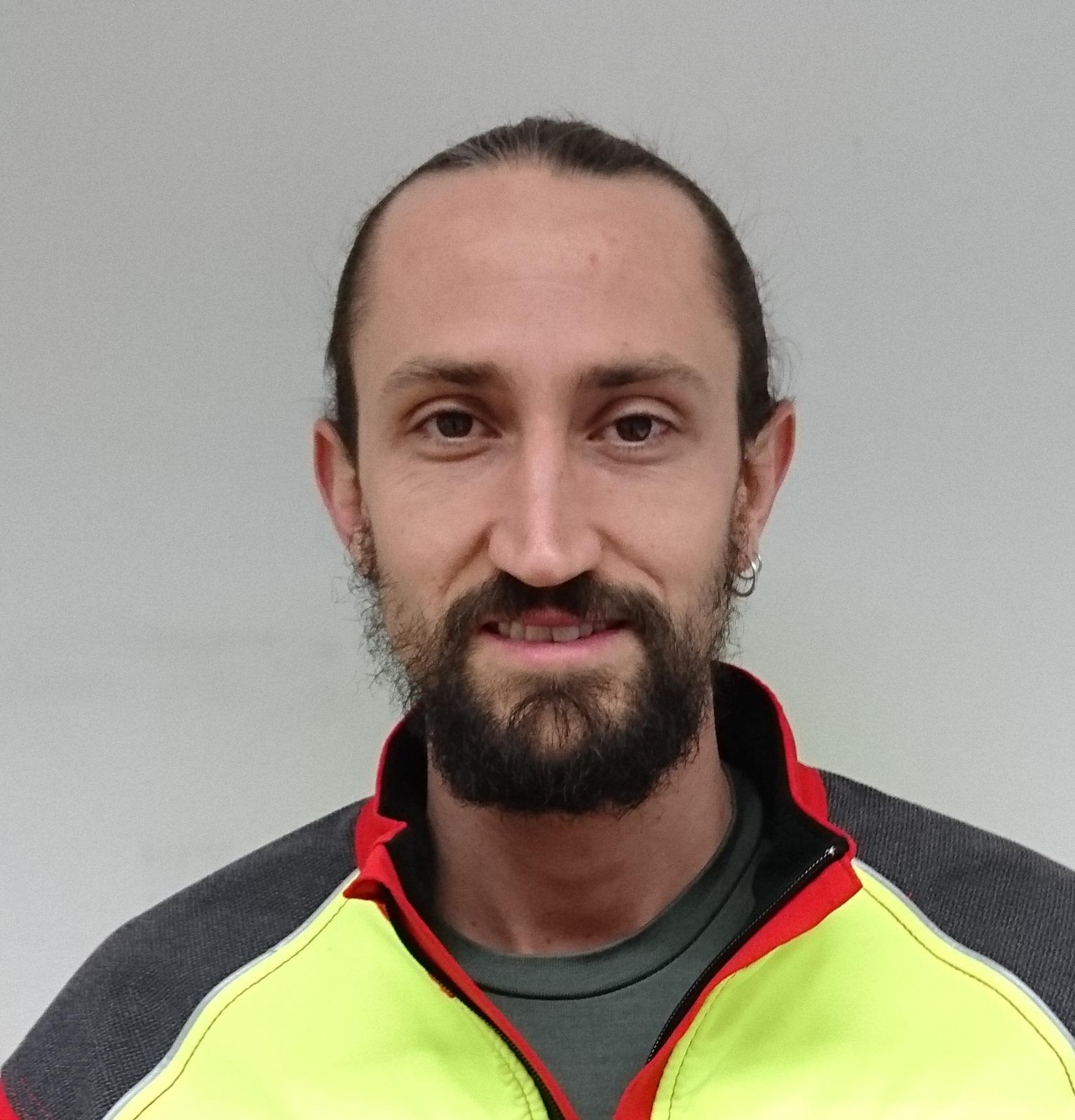 Noah Zollinger, Revierförster und Betriebsleiter Forstrevier Rüti-Wald-Dürnten