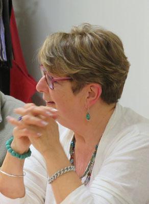 Geneviève Doumergue - Comité de quartier st Roch-Ecusson - Secrétaire