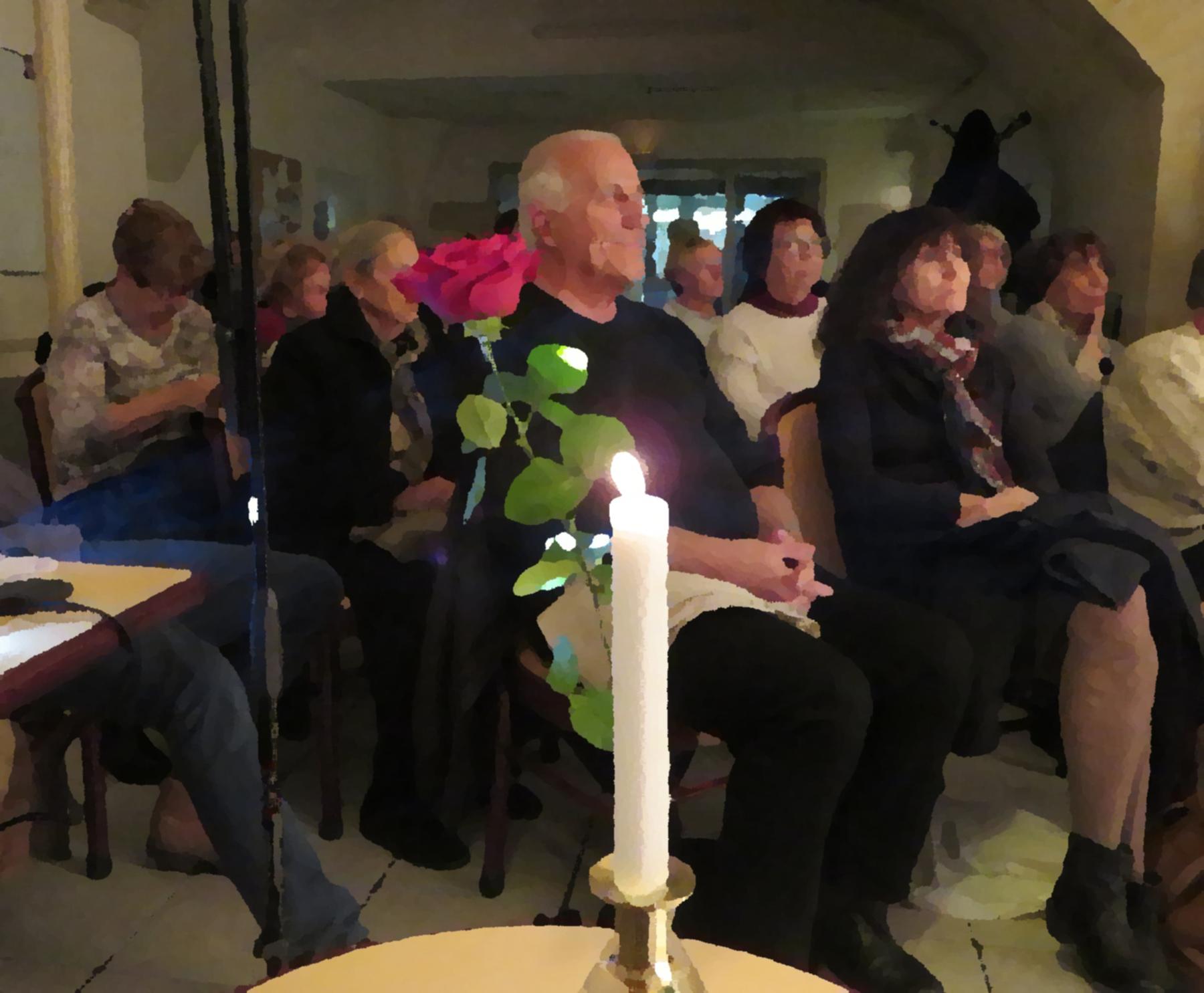 Comité de quartier st Roch-Ecusson - soirée Jean Joubert - 14 11 2017 - photo D. Ferré