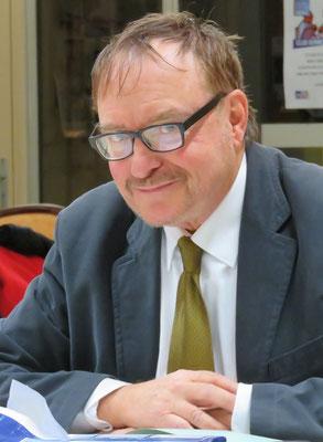 Jean-Marie Quiesse - Comité de quartier st Roch-Ecusson - Président