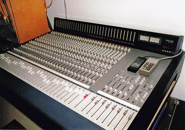 64-Channel-Inlinekonsole 1997