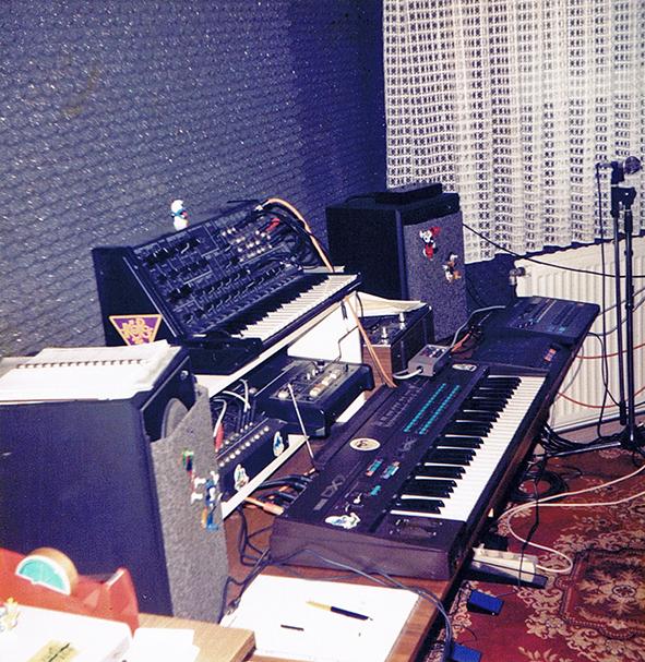 Equipment 1985