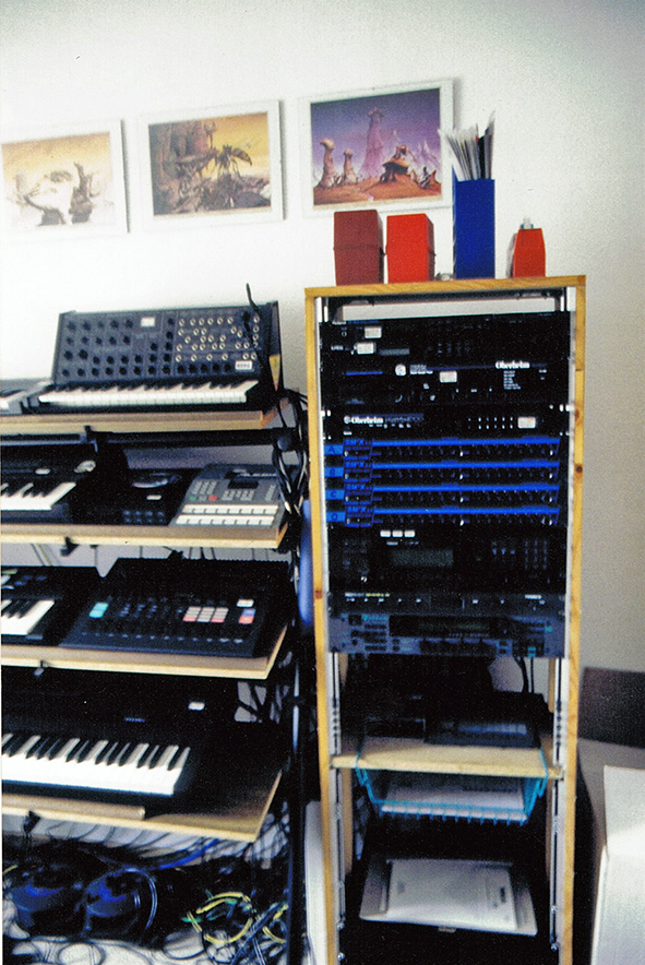FX-Rack & Keyboards 1997