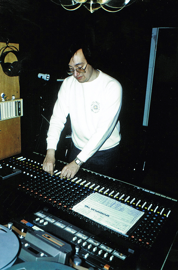 "Mix- und Mastering ""Sidonia"" 1992"