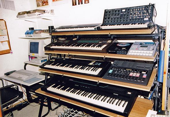 Equipment 1997