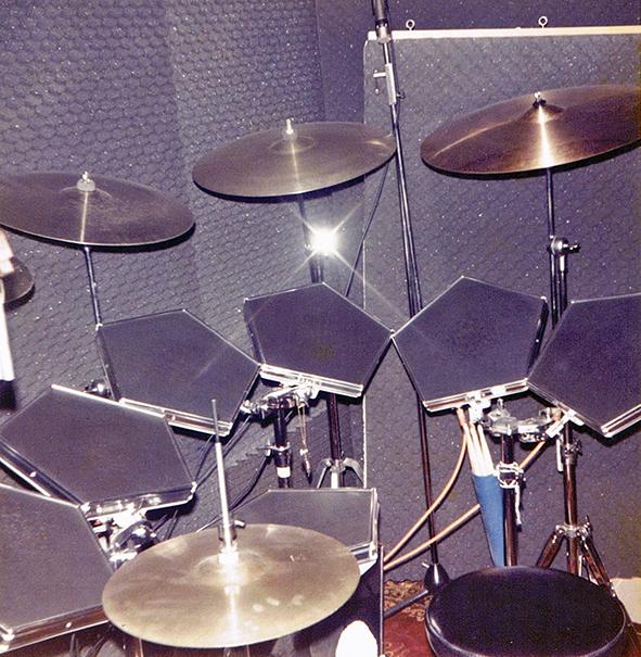 E-Drums 1992