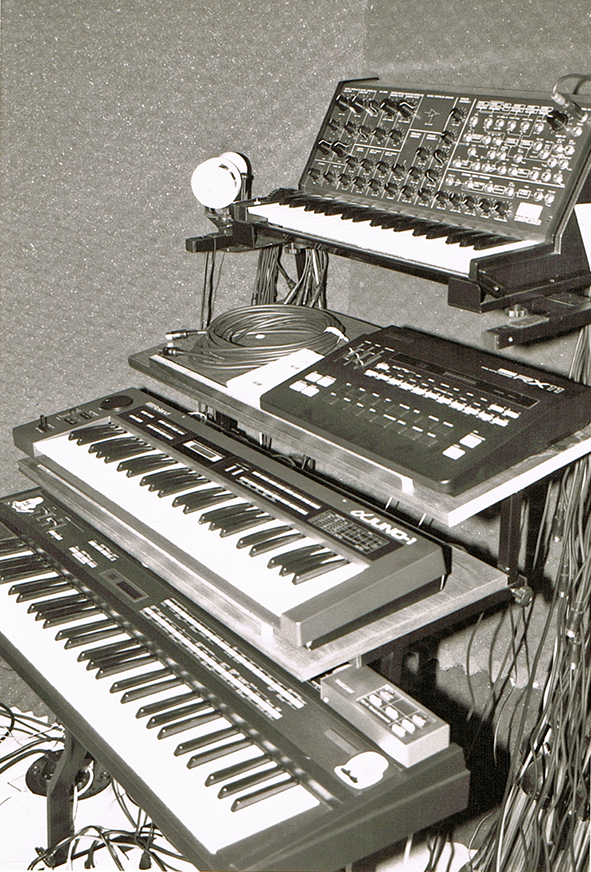Keyboards Studio 1988