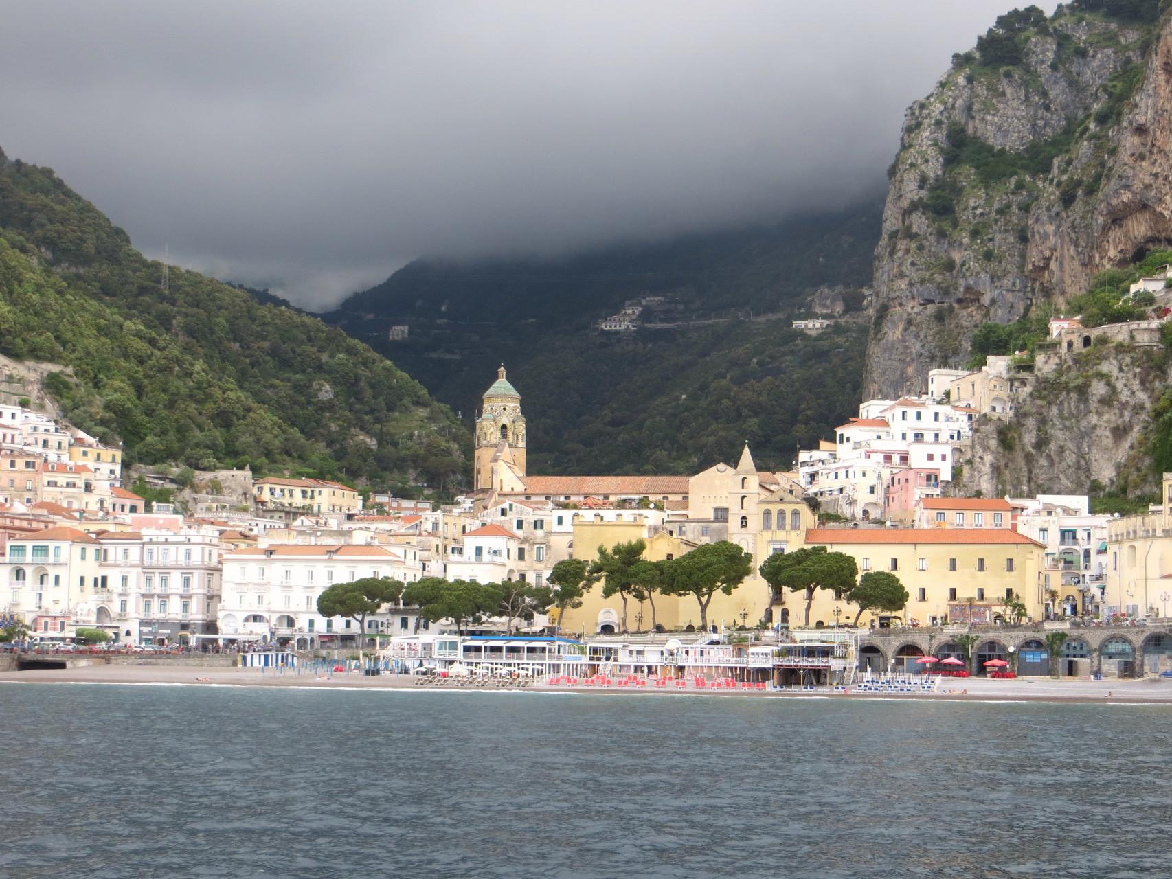Amalfitanische Küste