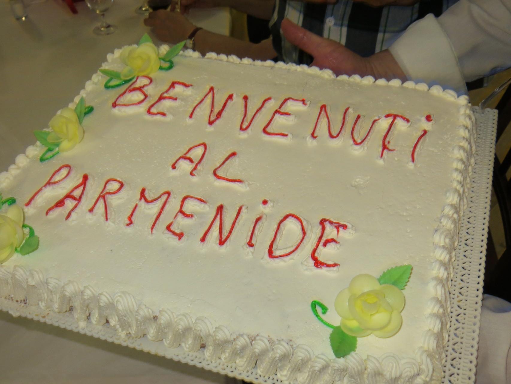Festabend im Parmenide