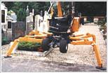 Friedhofsbagger BOKI 2051