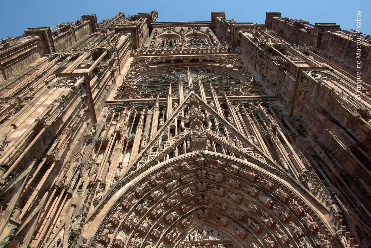 ... mit der berühmten Kathedrale