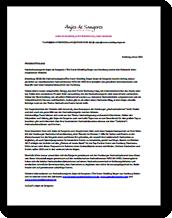 Grafik: Preview Pressemitteilung von ANJES DE SANGERES - THE EVENT- & WEDDING SINGER | HOCHZEITSSÄNGERIN IN HAMBURG