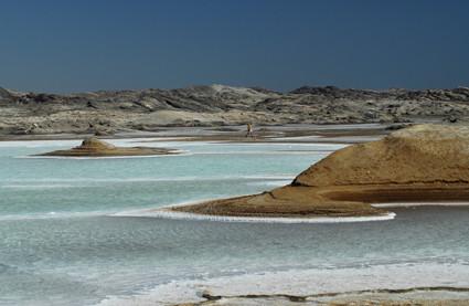 Salzseen bei Lüderitz