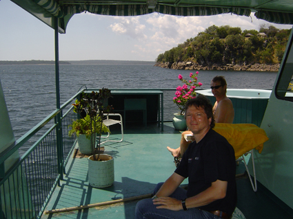 mehrtägige Hausboottour