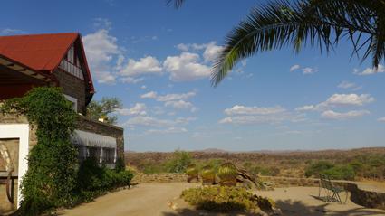 Namibische Gästefarm