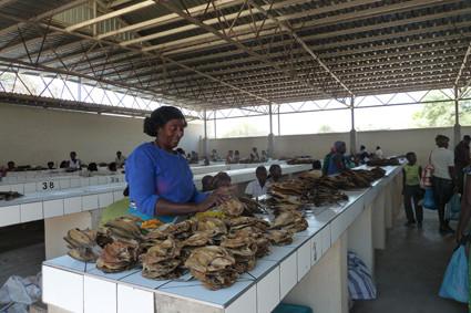 Markt in Katima Mulilo