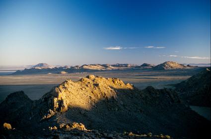 Blick von Alt Tiras nach Süden
