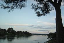 abends am Zambezi