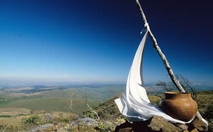 Mount Inyangani/ZIM