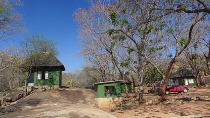 Das Camp am Maleme Dam