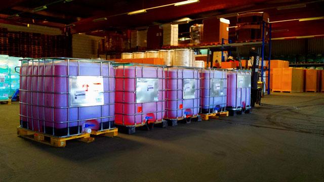 LMP-R1  Heizungsblut - Endkontrolle und Auslieferung