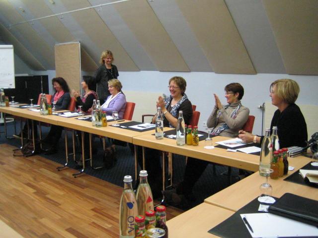 2012 Seminarwochenende Binshof